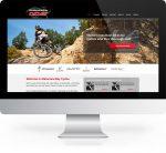 Batemans Bay Cycles website design & e-commerce
