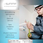 Summit Airconditioning & Electrical Services Pty Limited